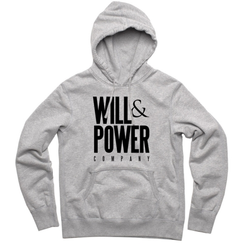Will And Power - Company Hoodie