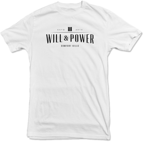 Will and Power - Masthead Tee