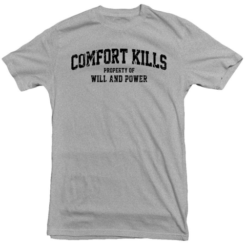 Will and Power - Department Tee