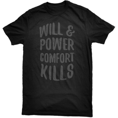 Will and Power - Vintage Tee