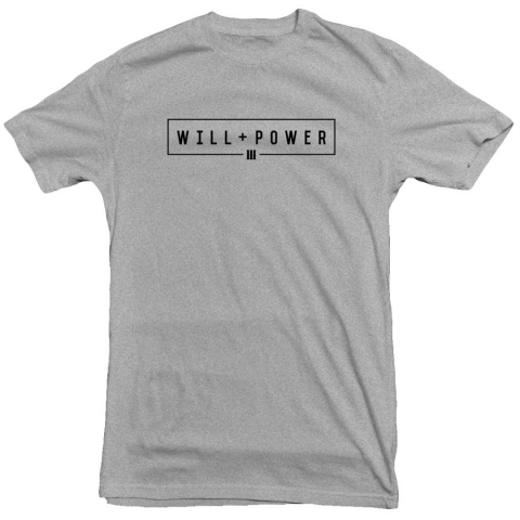Will and Power - Bolt Tee