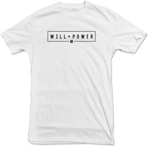 Will and Power - Logo Tee